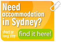 sydney accommodation directory